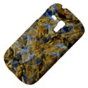 Antique Anciently Gold Blue Vintage Design Samsung Galaxy S3 MINI I8190 Hardshell Case View4