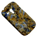 Antique Anciently Gold Blue Vintage Design Samsung Galaxy S3 MINI I8190 Hardshell Case View5