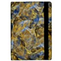 Antique Anciently Gold Blue Vintage Design iPad Mini 2 Flip Cases View2