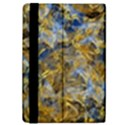 Antique Anciently Gold Blue Vintage Design iPad Mini 2 Flip Cases View4