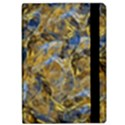 Antique Anciently Gold Blue Vintage Design iPad Air Flip View2