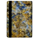 Antique Anciently Gold Blue Vintage Design iPad Air Flip View4