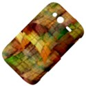 Indian Summer Funny Check HTC Wildfire S A510e Hardshell Case View4