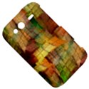 Indian Summer Funny Check HTC Wildfire S A510e Hardshell Case View5