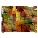 Indian Summer Funny Check Apple iPad 3/4 Hardshell Case (Compatible with Smart Cover) View1