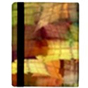 Indian Summer Funny Check Apple iPad 3/4 Flip Case View3