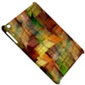 Indian Summer Funny Check Apple iPad Mini Hardshell Case View5