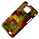 Indian Summer Funny Check Samsung Galaxy S II i9100 Hardshell Case (PC+Silicone) View4