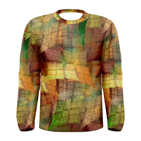 Indian Summer Funny Check Men s Long Sleeve Tee