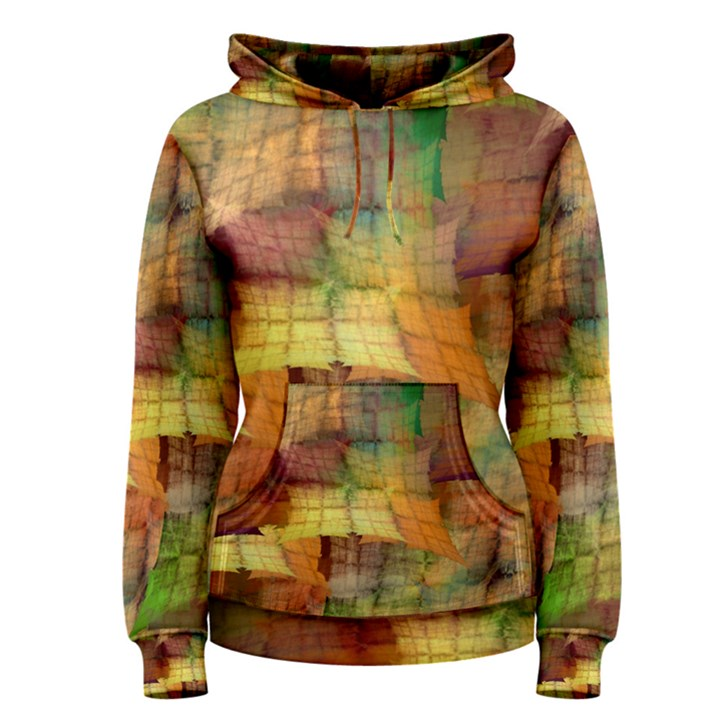 Indian Summer Funny Check Women s Pullover Hoodie