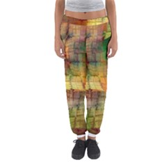 Indian Summer Funny Check Women s Jogger Sweatpants