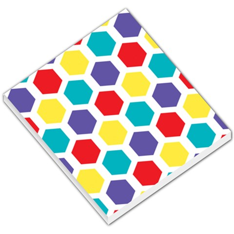 Hexagon Pattern  Small Memo Pads