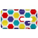 Hexagon Pattern  HTC Evo 3D Hardshell Case  View1