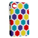 Hexagon Pattern  Samsung Galaxy Tab 7  P1000 Hardshell Case  View2