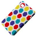 Hexagon Pattern  Samsung Galaxy Tab 7  P1000 Hardshell Case  View4