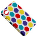 Hexagon Pattern  Samsung Galaxy Tab 7  P1000 Hardshell Case  View5