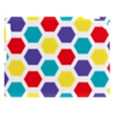 Hexagon Pattern  Apple iPad 3/4 Hardshell Case View1