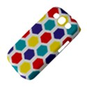 Hexagon Pattern  Samsung Galaxy S III Classic Hardshell Case (PC+Silicone) View4