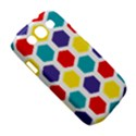 Hexagon Pattern  Samsung Galaxy S III Classic Hardshell Case (PC+Silicone) View5