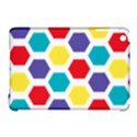 Hexagon Pattern  Apple iPad Mini Hardshell Case (Compatible with Smart Cover) View1
