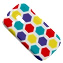 Hexagon Pattern  Samsung Galaxy S3 MINI I8190 Hardshell Case View5