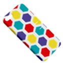 Hexagon Pattern  Apple iPhone 5 Hardshell Case with Stand View5