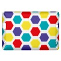 Hexagon Pattern  Amazon Kindle Fire HD (2013) Hardshell Case View1