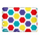 Hexagon Pattern  Kindle Fire HDX 8.9  Hardshell Case View1