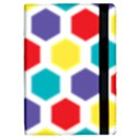 Hexagon Pattern  iPad Mini 2 Flip Cases View2