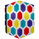 Hexagon Pattern  iPad Mini 2 Flip Cases View3