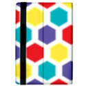 Hexagon Pattern  iPad Mini 2 Flip Cases View4