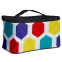 Hexagon Pattern  Cosmetic Storage Case View2