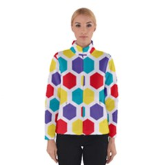 Hexagon Pattern  Winterwear