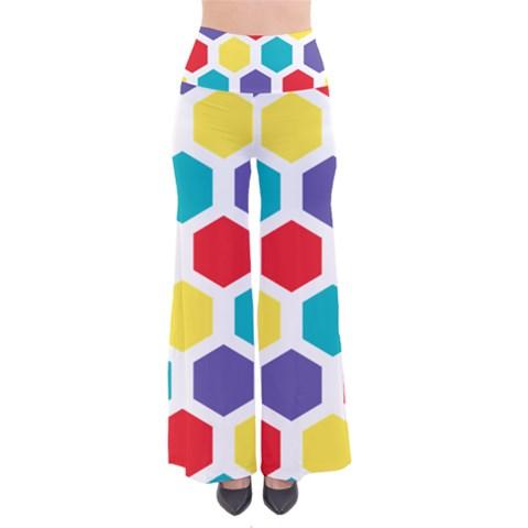 Hexagon Pattern  Pants