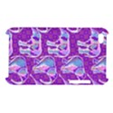 Cute Violet Elephants Pattern Apple iPod Touch 4 View1