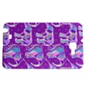 Cute Violet Elephants Pattern Samsung Galaxy Note 1 Hardshell Case View1