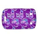 Cute Violet Elephants Pattern Bold Touch 9900 9930 View1