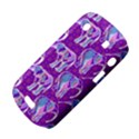 Cute Violet Elephants Pattern Bold Touch 9900 9930 View4