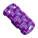 Cute Violet Elephants Pattern Bold Touch 9900 9930 View5