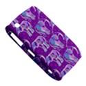 Cute Violet Elephants Pattern Curve 8520 9300 View5