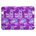 Cute Violet Elephants Pattern Kindle Fire HD 8.9  View1