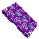 Cute Violet Elephants Pattern Kindle Fire HD 8.9  View5
