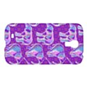 Cute Violet Elephants Pattern Samsung Galaxy S4 I9500/I9505 Hardshell Case View1