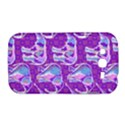 Cute Violet Elephants Pattern Samsung Galaxy Grand DUOS I9082 Hardshell Case View1