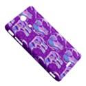 Cute Violet Elephants Pattern Sony Xperia TX View5