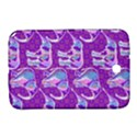Cute Violet Elephants Pattern Samsung Galaxy Note 8.0 N5100 Hardshell Case  View1