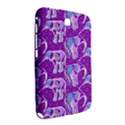 Cute Violet Elephants Pattern Samsung Galaxy Note 8.0 N5100 Hardshell Case  View2