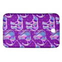 Cute Violet Elephants Pattern Samsung Galaxy Tab 3 (7 ) P3200 Hardshell Case  View1