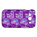 Cute Violet Elephants Pattern Samsung Galaxy Ace 3 S7272 Hardshell Case View1
