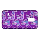 Cute Violet Elephants Pattern Galaxy S5 Mini View1